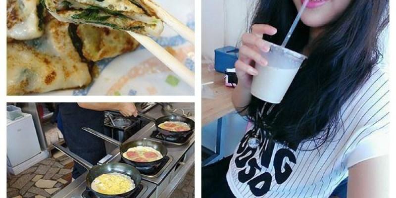 黃記古早味蛋餅(歇業);現點現做的古早味好吃QQ蛋餅,看的到老闆帥氣翻鍋!(員林早餐/員林古早味蛋餅/員林蛋餅)