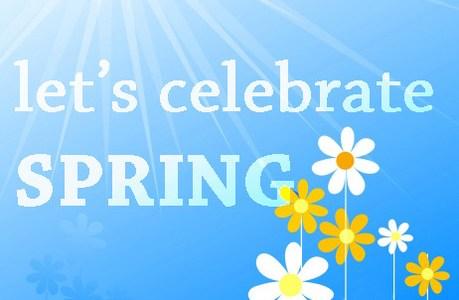 Kevättä rinnois!