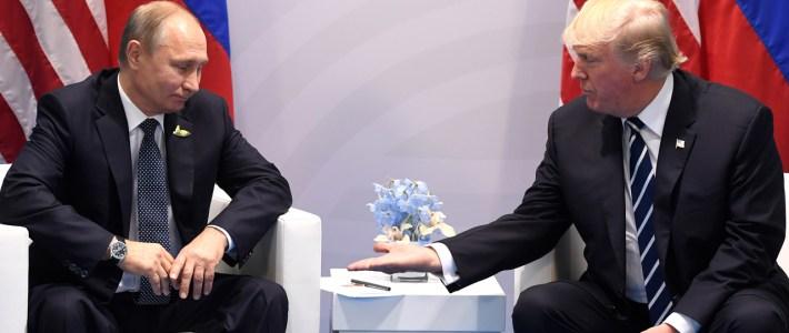 Stadi tarvii hyvän pumpin, tervetulloo Putin & Trumppi ;)!