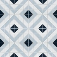 Geometric Tile | Tile Design Ideas