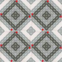 Chino Hill Twist Square 2'' Triangle Geometric Mosaic ...