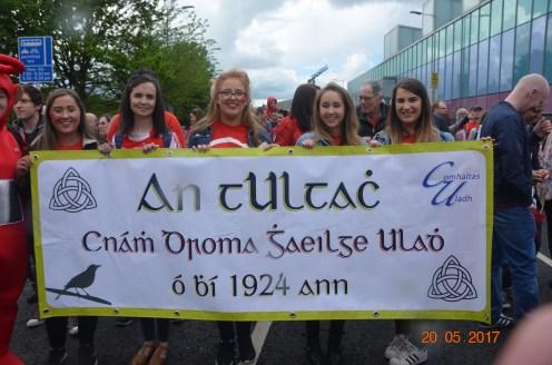 An tUltach - Cnámh Droma Ghaeilge Uladh ó bhí 1924 ann!