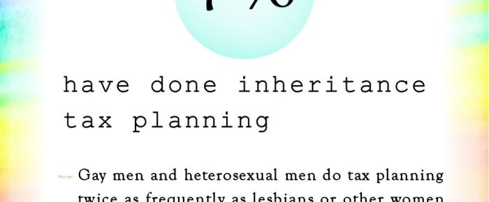Inheritance Tax Planning Among Queer People
