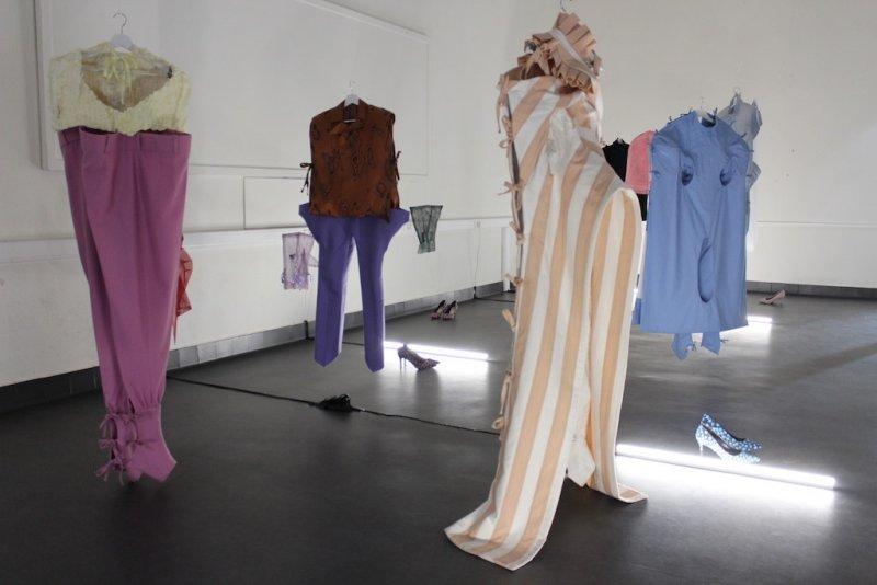 cv for fashion