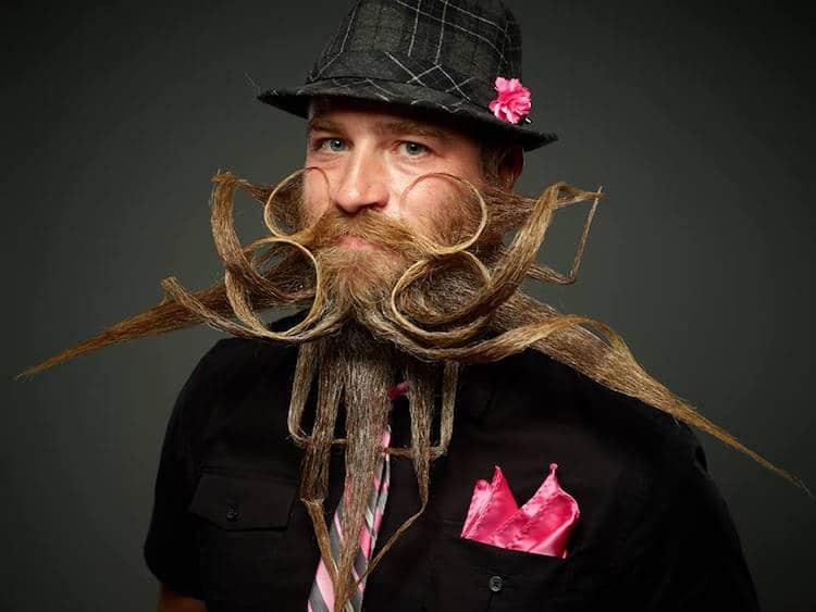 World Beard And Moustache Championship Antwerp