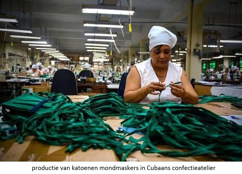 Coronabestrijding in Cuba: solidaire maatschappijstructuur en tijdige preventie zijn de sleutels