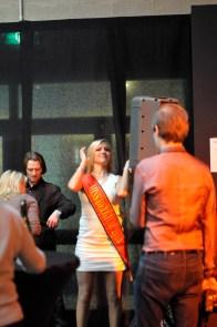 Noémie Happart Miss Belgium 2013