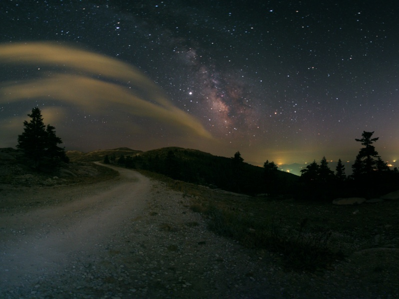 Milky Way Road Trip in Turkey