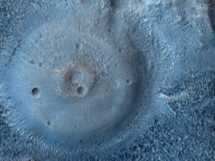 mudvolcano mars