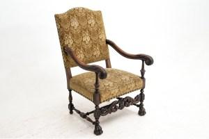 Antiker Sessel aus der Neorenaissance um 1910