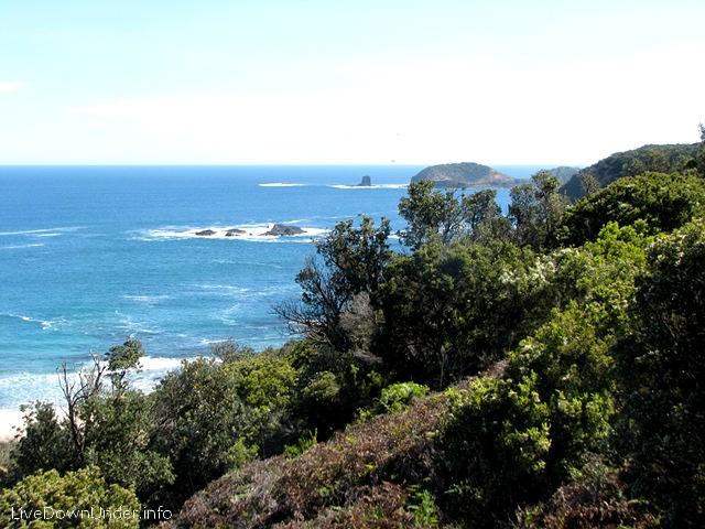 Bushrangers Bay
