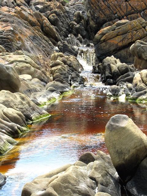 snake lagoon falls