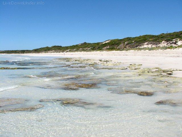Vivonne Bay, Wyspa Kangura