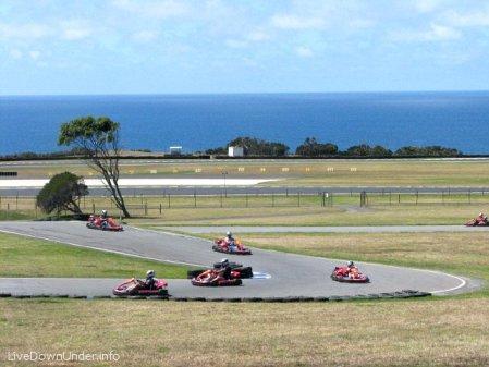 Tor wyścigowy na Phillip Island, Australia