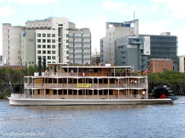 Brisbane rzeka
