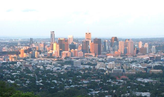 Brisbane Mount Coot-tha