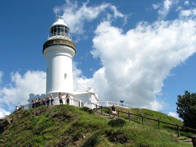 latarnia morska na Cape Byron
