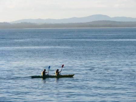 kajak, Nelson Bay, Port Stephens, Australia