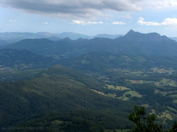 Springbrook National Park, Best of all lookout