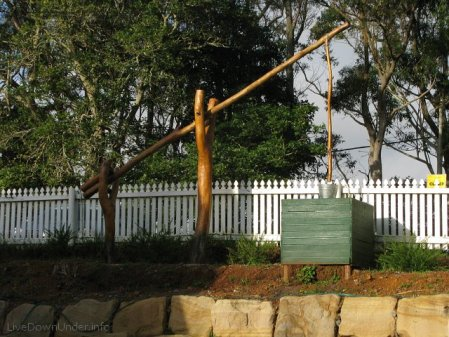 Żuraw, Polish Place, Tamborine Mountain, Queensland, Australia