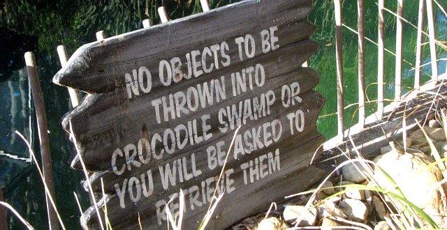 Krokodyle, Queensland, Australia