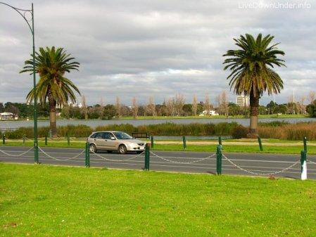 Lakeside Drive, Albert Park, Melbourne