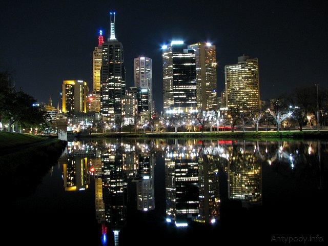 Melbourne Top 20 - część 1 - dla piechurów
