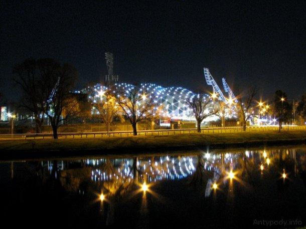 Melbourne Rectangular Stadium (AAMI Park)