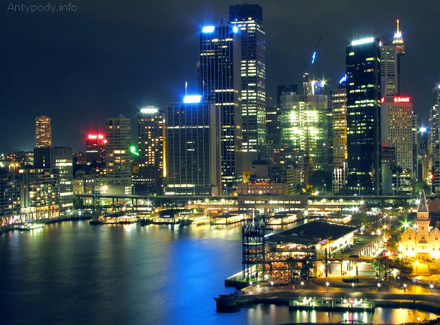 Circular Quay oraz The Rocks, Sydney