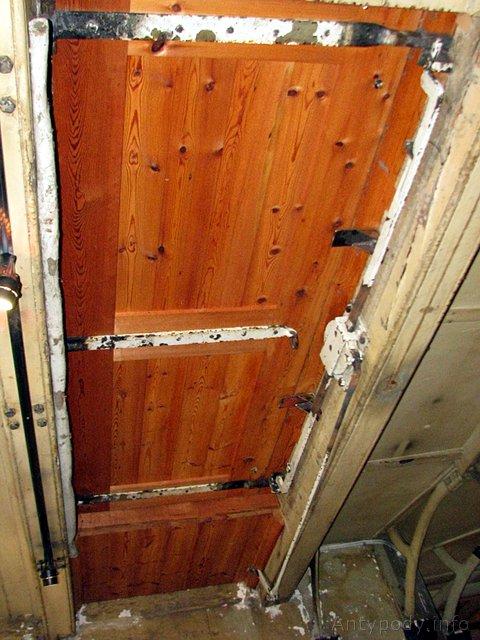 mechanizm zapadni w szubienicy, stare więzienie w Melbourne, Australia