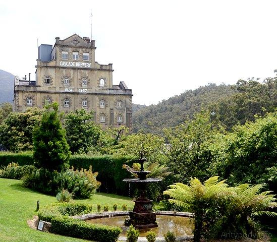 browar Cascade, Hobart, Tasmania, Australia