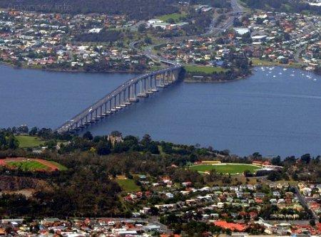 Most Tasmana, Hobart, Tasmania