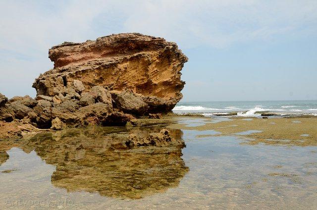 Plaża św. Pawła, Mornington Peninsula, Wiktoria, Australia