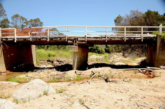 Devils Creek Bridge, South East Forest NP, NSW, Australia
