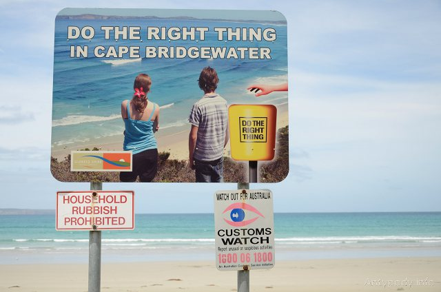 Cape Bridgewater, Portland, Australia