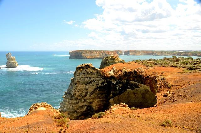 Bay of Islands, Great Ocean Road, Wiktoria, Australia