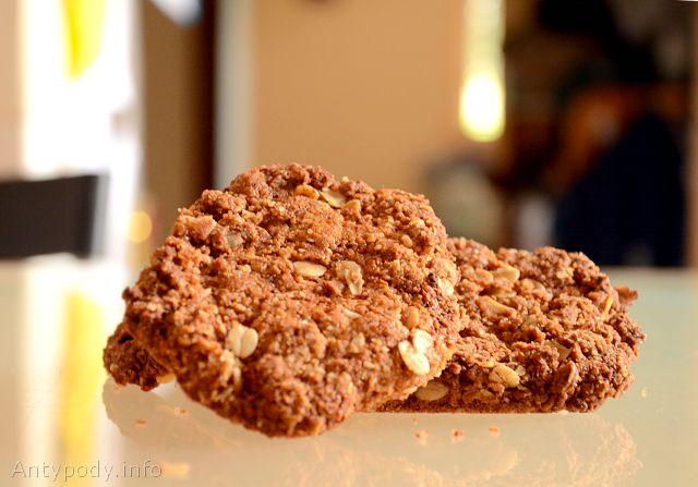 Ciasteczka ANZAC, Australia