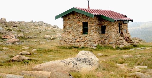 Seaman's Hut, Park Narodowy Kościuszki, Australia