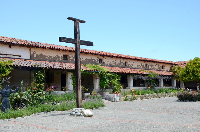 Misja Carmel, Kalifornia, USA