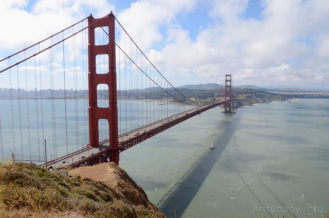 most Golden Gate, San Francisco, Kalifornia