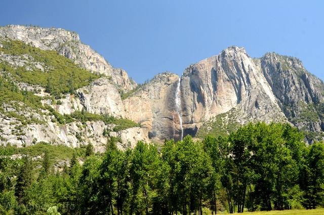 Yosemite Falls, Kalifornia, USA