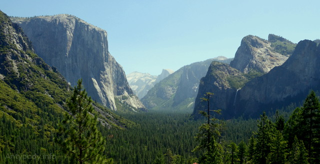 Yosemite, Kalifornia, USA