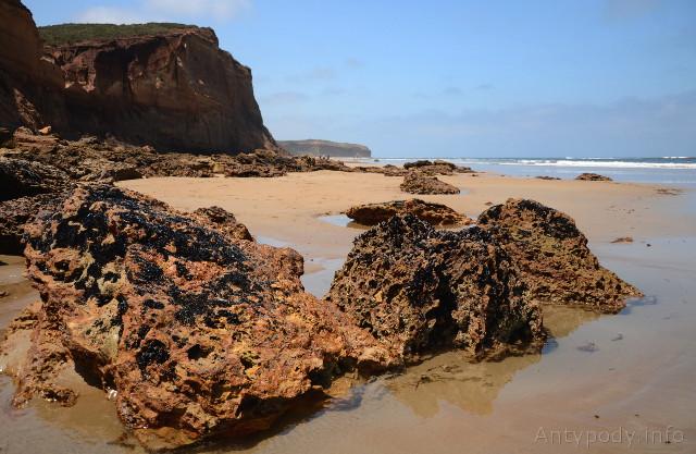 Bells Beach, Great Ocean Road, Wiktoria, Australia