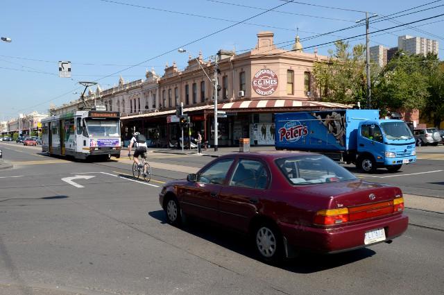 South Melbourne, Wiktoria, Australia