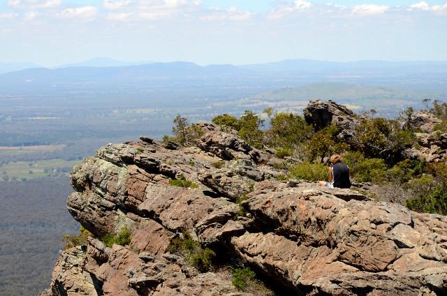 Briggs Bluff, Grampians, Australia