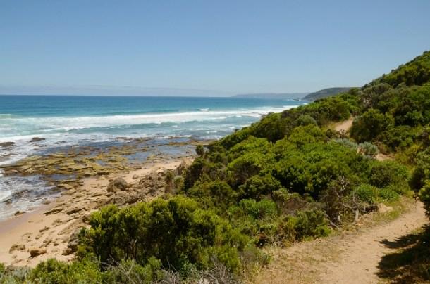Aire River, Great Ocean Walk, Australia