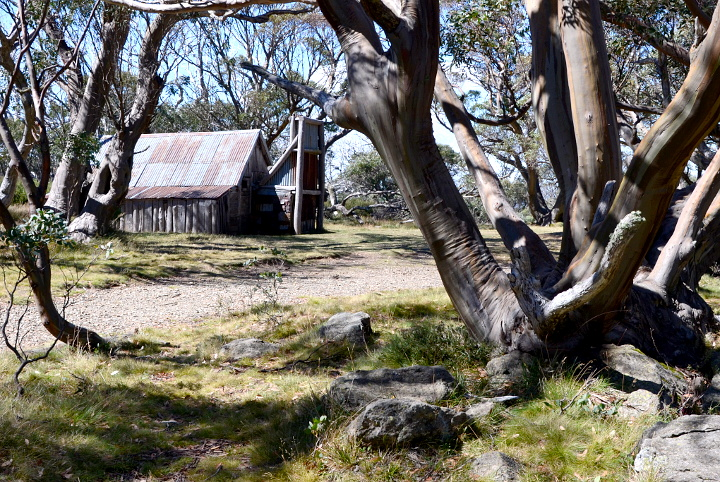 Wallaces Hut