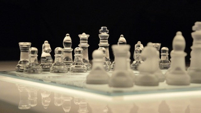 You Can't Plan Your Life. It's Not A Game of Chess