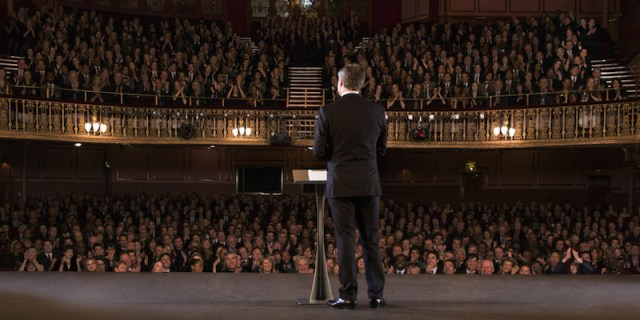 How To Give A Memorable Speech: The Only Key You Need To Remember.