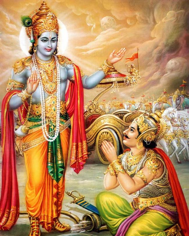 Image result for bhagavad gita chapter 10